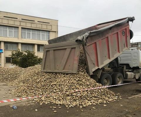 В Керчи приступили к ремонту улицы Марата