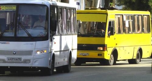 Операция «Автобус» в Севастополе: оштрафованы 480 водителей
