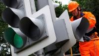 В Ялте на следующей неделе начнется установка светофоров