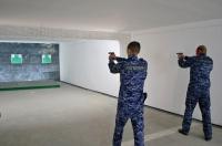 В подразделениях крымской вневедомственной охраны Росгвардии проведена итоговая проверка профессиональной подготовленности сотрудников