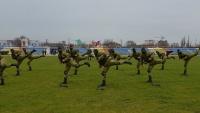 Первый в Крыму батальон ВДВ отметил годовщину со дня формирования