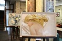 В Севастополе открыта персональная выставка Елены Волковой