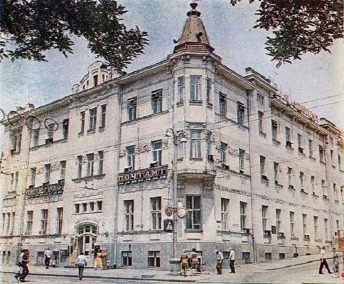 Историческое здание главпочтамта в Севастополе закроют на реставрацию