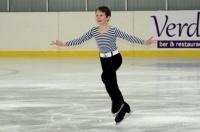 В Ялте прошел открытый турнир по фигурному катанию