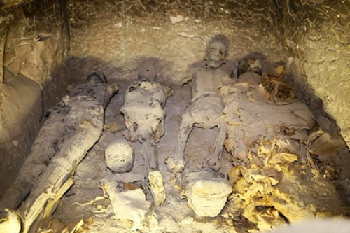 Раскрыты подробности о найденных в Египте сокровищах