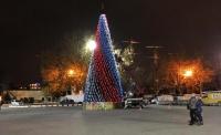 Главную елку Севастополя откроют 22 декабря
