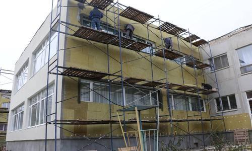 Детсад «Кораблик» в Керчи отремонтируют к 20 декабря