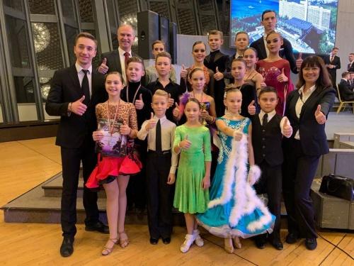 В Отеле Yalta Intourist прошли международные соревнования по танцевальному спорту