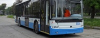 Симферопольские троллейбусы №4, №7 и №9 возобновили движение по полному маршруту