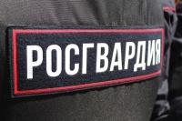 В г.Армянске сотрудники Росгвардии задержали убийцу по горячим следам