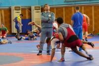 Лучшие борцы-юниоры России готовятся к новому сезону в Алуште