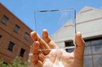 Прозрачные солнечные панели — новая попытка от китайских ученых