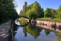 Реконструкцию набережной реки Салгир в Симферополе начнется весной следующего года