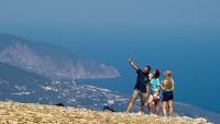 Число посетивших Крым в этом году туристов может достигнуть 6,8 млн человек