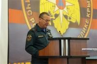 Керчь была признана МЧС Крыма лучшей по итогам работы за год