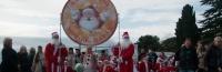В Ялте почти 800 сказочных персонажей приняли участие в Мороз-параде