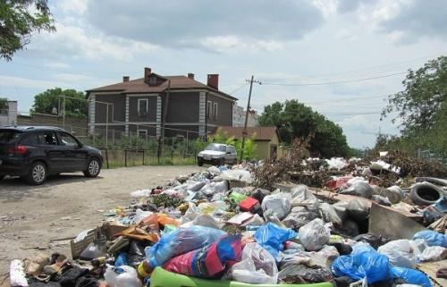 В рамках проекта ОНФ «Генеральная уборка» в Симферополе за два года ликвидированы 105 свалок