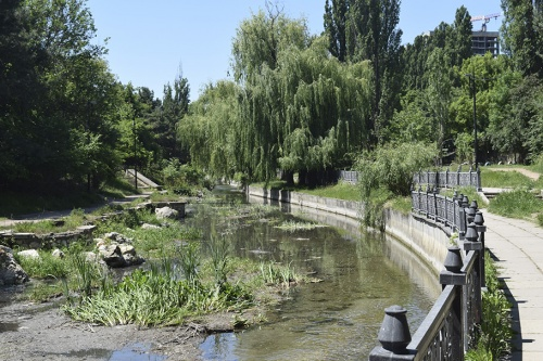 На ремонт набережной Симферополя дали 550 миллионов рублей