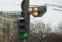 В Ялте в следующем году установят четыре регулирующих светофора