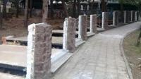 В сквере Некрасова власти Ялты демонтировали незаконные НТО