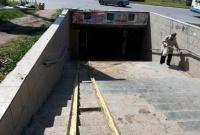 В Симферополе до конца января специальная комиссия обследует подземные пешеходные переходы
