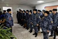 В крымских подразделениях вневедомственной охраны Росгвардии прошли тренировки по боевой готовности