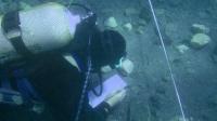 В Севастополе водолазы обследовали морское дно в установленных для крещенского омовения местах
