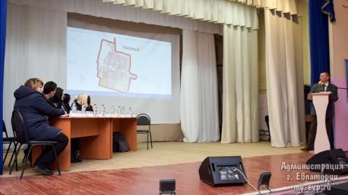 Жители Мирного поддержали проект ПЗЗ