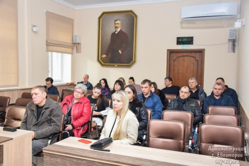 В Евпатории подписали меморандум взаимопонимания