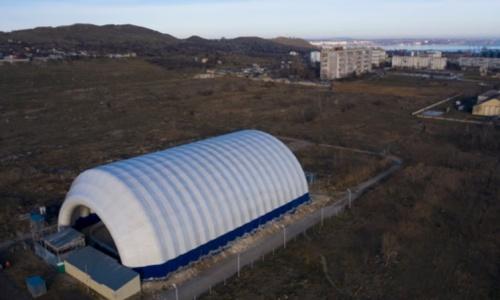 Керченский ледовый каток планирует продолжить работу и по завершении календарной зимы