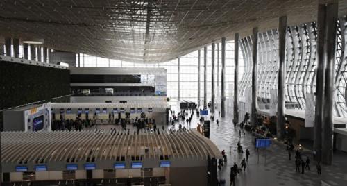 В новом терминале аэропорта Симферополя создадут арт-пространство