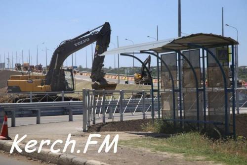 Администрация Керчи потратит 2,7 млн рублей на новые остановочные павильоны