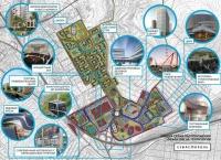 В районе 7-го км планируют построить современный микрорайон, в который будет вынесен административный центр