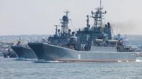В Крыму военных ЧФ России подняли по тревоге