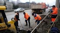 В Симферополе завершили масштабную уборку набережной Салгира и скверов