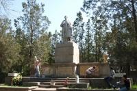 В Симферополе на благоустройство памятников времен войны выделено 10 млн рублей