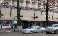 На здании Главпочтамта в Симферополя появится новая вывеска