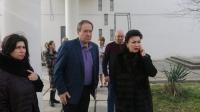 В Симферополе завершается капитальный ремонт концертного зала Музыкального училища