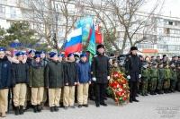 В Евпатории отмечают 30-ю годовщину вывода войск из Афганистана