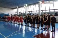 Симферопольцы второй год подряд победили в первенстве Крыма по баскетболу