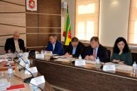 В Евпатории прошло выездное заседание комитета Госсовета РК по строительству и жилищно-коммунальному хозяйству