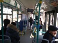 Из Симферополя пустили новые автобусы в село Трудовое