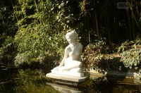 В Никитском саду появилась новая скульптура