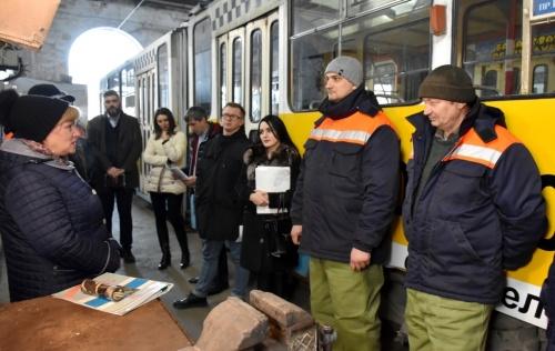 В Евпатории стартовал конкурс «Лучший по профессии» среди электрогазосварщиков предприятий города