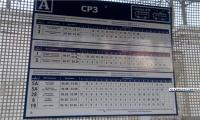 На керченских остановках появляются таблички с расписанием транспорта