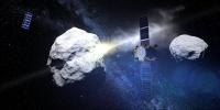Построить космическую базу внутри астероида предложили ученые из Австрии