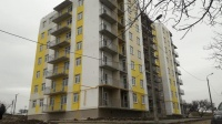 Многоэтажка для депортированных в Керчи будет сдана в эксплуатацию в марте этого года
