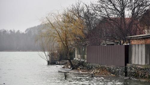 В реках Крыма найдены участки, грозящие подтоплением жилых домов