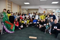 В Ялте состоялся «Фестиваль ВФСК ГТО среди трудовых коллективов города Ялта»