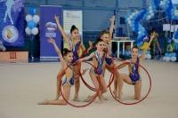 В Евпатории прошел республиканский турнир по художественной гимнастике «Белоснежка»